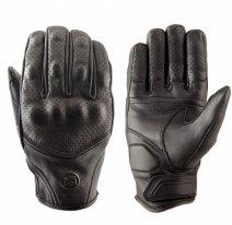 M02305 (Черный, XXS), Перчатки мотоциклетные MOTEQ Vulcan перфорация, мужской(ие), размер XXS, цвет черный