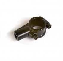 305-055, Адаптер крепления зеркала 22 мм черный