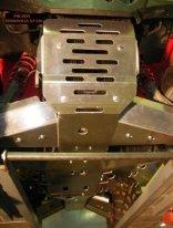 40.1371, Защита днища для квадроцикла ATV Polaris Sportsman X2 500/800 07-09 EFI