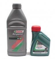 ResponseDOT41L, Тормозная жидкость  response dot4, размер 1л