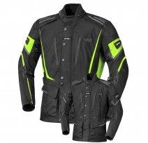 X55032 (Черный, S), Куртка текстильная  IXS Powell, мужской(ие), размер S, цвет черный