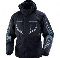 X80011 (Черный, размер 4XL), Снегоходная куртка SAMARA