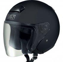 Z4018-333 (черный, S), Шлем открытый IXS HX118, мат., размер S, цвет черный