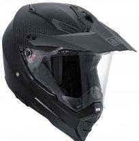 Шлем AGV AX-8 Dual Carbon Matt