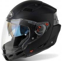 EX11 (Термопластик, мат., Черный, M), Шлем трансформер EXECUTIVE черный матовый