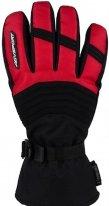 A07335 (Черный/Красный, XS), Снегоходные перчатки Kapay, черный\красный