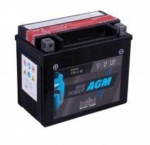 IA YTX12-BS, Аккумулятор intAct IA YTX12-BS, 12V, AGM