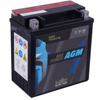 IA YTX20CH-BS, Аккумулятор intAct IA YTX20CH-BS, 12V, AGM