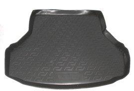 Коврик багажника Lada Largus 2012 (универсал) 7 мест, длинный
