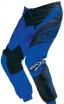 0124R-060, Штаны Elements RACEWEAR чёрно-синие, размер 30/46, цвет Синий/голубой