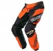 0128-432, Штаны ELEMENT RACEWEAR чёрно-оранжевые, размер 32/48, цвет Оранжевый