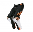 0130A-132, Штаны MAYHEM LITE BLOCKER чёрно-бело-оранжевые, размер 32/48, цвет Черный