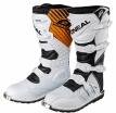 0329-208, Белый, размер 41, Мотоботы кроссовые Rider Boot белые