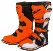 0329-308, Мотоботы кроссовые Rider Boot оранжевые, размер 41