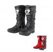 0334-1 (красный/черный, 41), Мотоботы кроссовые  O'NEAL RSX, мужской(ие), размер 41, цвет красный