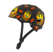 0582-01 (черный/желтый, M), Шлем открытый O'NEAL DIRT LID YOUTH EMOJI, мат., детская, размер M, цвет черный