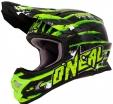 0603D-506, Кроссовый шлем 3series crawler, размер 2XL