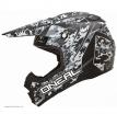 0618D-102, Кроссовый шлем 5Series DIGI CAMO серый, размер S