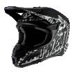 0628-3 (черный/белый, S), Шлем кроссовый O'NEAL 5Series RIDER, размер S, цвет черный