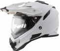 0816-206, Шлем sierra белый с пинлоком+дефлектор дыхания, размер XXL