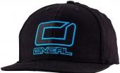 0980-202, Кепка черно-синяя с логотипом o'neal