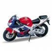 12164P, Модель мотоцикла 1:18 HONDA CBR900RR FIREBLADE