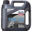 1689, моторное масло  4T Street 15W-50  4л