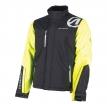 247-0027 (Черный/Желтый, L), Мужская снегоходная  куртка JACKSON