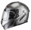 260-101, Шлем модуляр MODE2 серый,  размер M