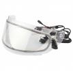 260-90088, Стекло с подогревом для шлема MODE2