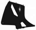 518-100-040, Пластик бок правый средний для honda cbr600rr (03-04) (черный)