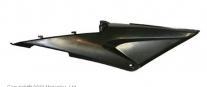 518-101-090, Пластик,накаладка справа под сиденьем для honda cbr600rr (05-06) (черный)