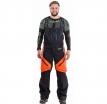 810250 (Черный/Оранжевый, L), Снегоходные штаны Sport Black-Orange 2019