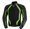 A01507-035-2XL, Текстильная куртка solare ii чёрная/флуоресцентно-желтая, размер 2XL