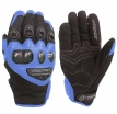 A02361-034-08, Кожаные перчатки Jet, размер 08, цвет синии