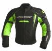 A07712-035-12, Куртка текстильная SUBWAY черн. Флуоресцентно-желтая, размер S, цвет Флюресцестно-желтая