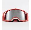 14960-T043, Маска кроссовая Ariete 8K Top red, красный, зеркальные линзы