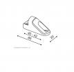 BS788B, Адаптер зеркала Veloce L Ducati 848/1098/1198