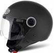 CPP11-S, Открытый шлем Compact Pro черный мат, размер S