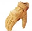 A07315-008-2XL, Кожаные перчатки Classic, беж, перфорация., размер 2XL