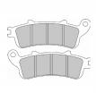 FDB2075ST, Тормозные колодки дисковые, FERODO(FDB2075ST)