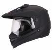 260-20412, Шлем кроссовый со стеклом DSE1 черный матовый, размер S