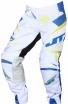 JT15140P30, Штаны pro-subframe-v белые/синие, размер 30, цвет Синий/голубой