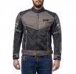 M01506 (Черный/Серый, S), Текстильная куртка AIRFLOW серая