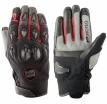 M02303 (Черный/Красный, XL), Текстильные перчатки District, размер XL