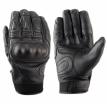 M02304 (Черный, размер S), Кожаные перчатки Crossfire