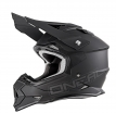 0200-11 (черный, S), Шлем кроссовый O'NEAL 2Series RL FLAT, размер S, цвет черный