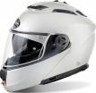 PHANTOM (Термопластик, глянец, Белый, L), Шлем модуляр Phantom S белый глянцевый