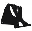 518-100-040, Пластик бок правый средний HONDA CBR 600 RR PC37