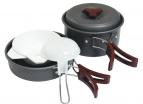 TRC-025, Набор посуды анодированный алюминий